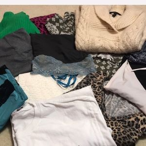 Size medium bundle (12) pieces